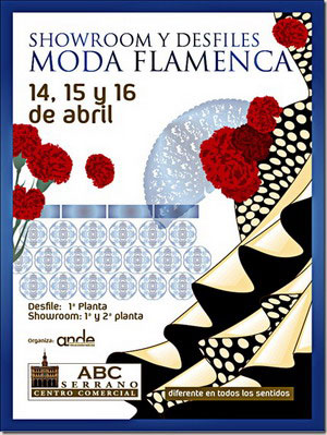Showroom y Desfiles Moda Flamenca