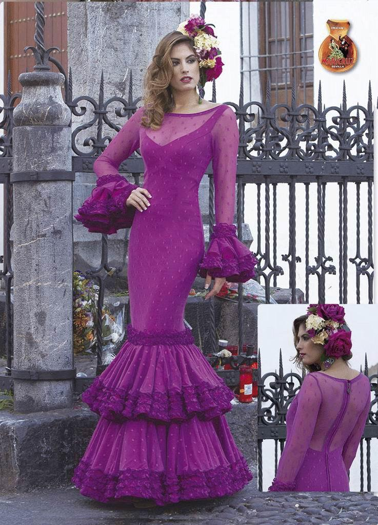Flamenca Dress Deseo. 2017-2018
