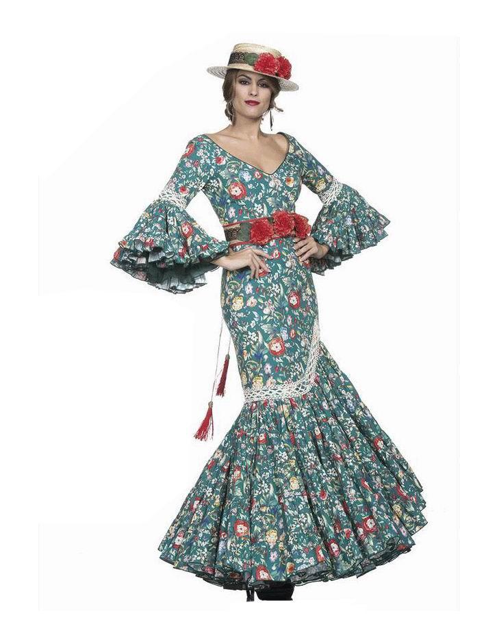 Robe de flamenca mod le jardin 2017 2018 for Robes de jardin