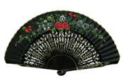 Economical Painted Fan & Fancy Fans
