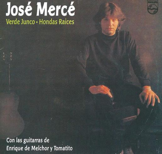 CD Verde junco - Hondas raices (リエディッション)