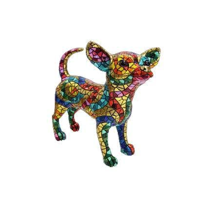 Carnival Collection Chihuahua. Gaudi. 13cm