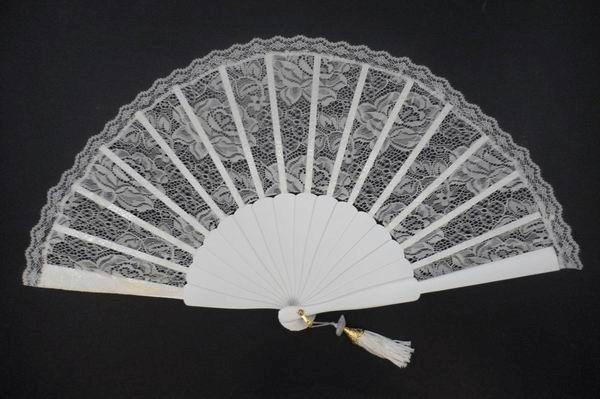 Ivory Fan for Ceremonies. Ref. 1322