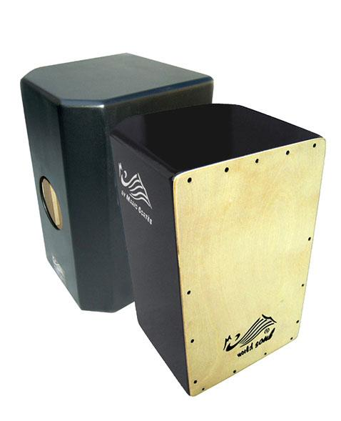 Flamenco Cajón drum Mario Cortés. Mod. World Soul