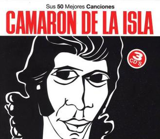Camaron de la Isla. 50 Greatest Hits Collection