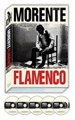 Enrique Morente - Flamenco(Pack 5 CDs)