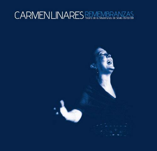 CD 『Remembranzas』 Carmen Linares