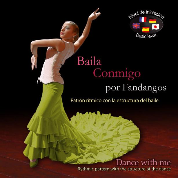 Instruction CDs series ''Dance with me'' by Fandangos