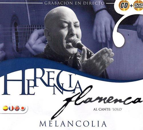 Flamenco Inheritance Melancholy CD + DVD