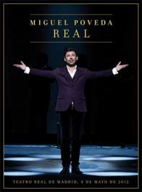 Miguel Poveda. Real. CD+DVD