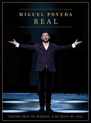 CD+DVD『REAL』Miguel Poveda