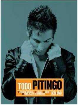 Pitingo. All Pitingo. CD+DVD