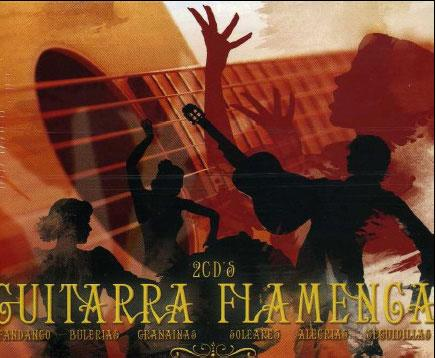 Guitarra Flamenca 2.CDS