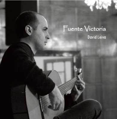 CD 『Fuente Victoria』 David Leiva