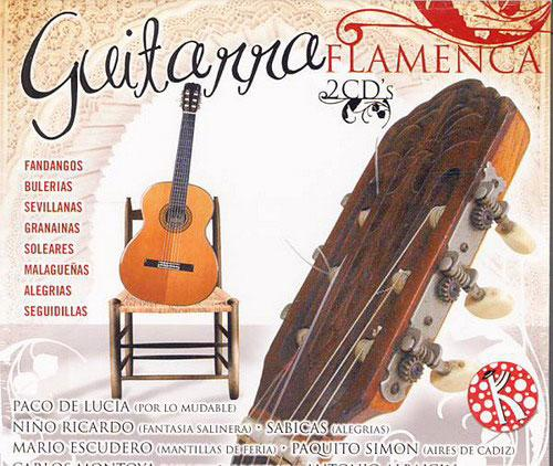 Flamenco Guitar 2. CDS