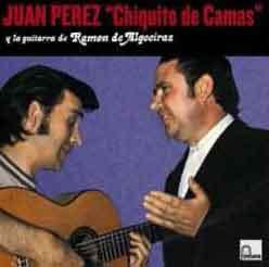 Juan Lopez ''Chiquito de Camas'' and the guitar of Ramon de Algeciras