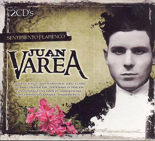 Juan Varea. Collection Sentiment Flamenco. 2 Cds