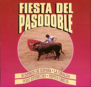 CD 『Fiesta del Pasodoble』