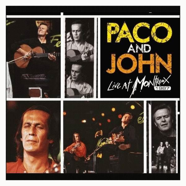 CD + DVD『Paco and John Live at Montreux 1987 』