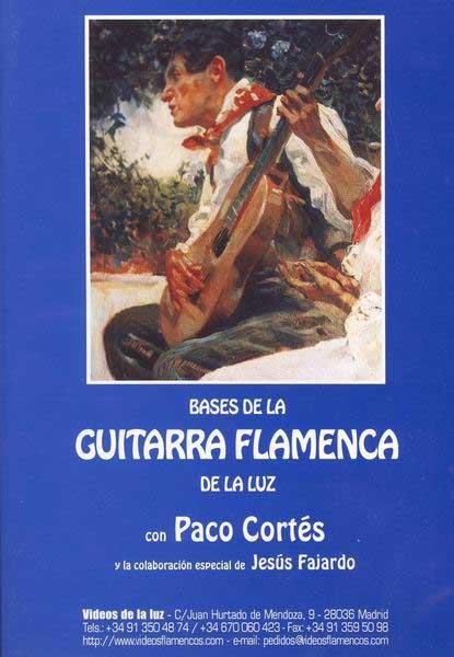 Flamenco guitar basics - Dvd