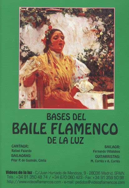 Basis of Flamenco Dance - DVD
