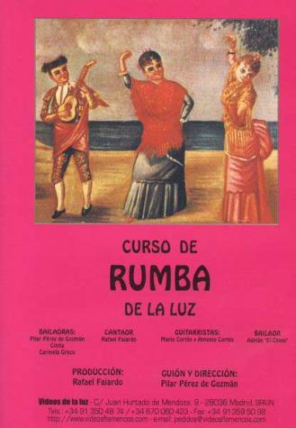 Rumba's course (DVD)