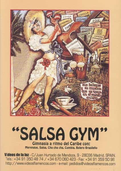 Salsa gym - Dvd
