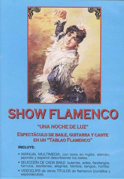Show flamenco - Dvd