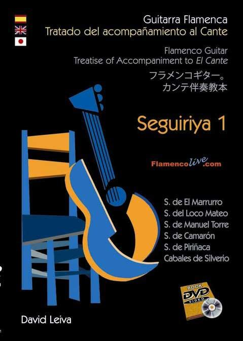 David Leiva. Treaty of Sing accompaniment. Seguiriya. Vol.1
