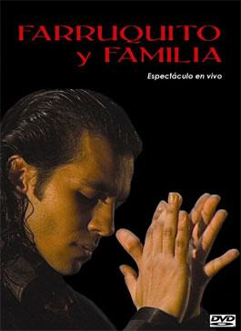 Farruquito and familia. DVD - PAL