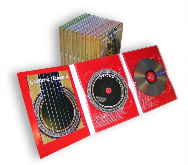 Manuel Salado: Flamenco Guitar. Complete Colection. 10 DVD+CD