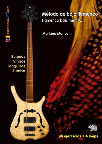 Flamenco Bass Method by Mariano Martos. Score