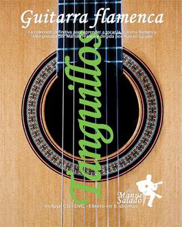 Manuel Salado: Flamenco Guitar . Vol 10 Tanguillo. Dvd+Cd