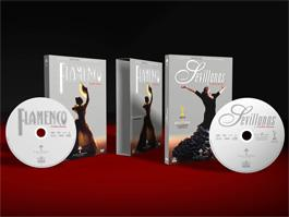 Flamenco and Sevillanas (2 DVDs PAL) Special Pack from Carlos Saura