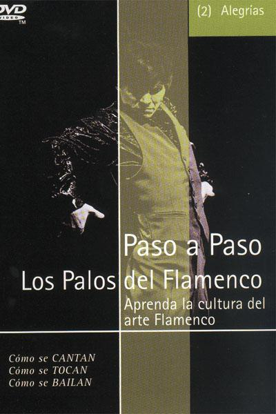 Flamenco Step by Step. Alegrías (02)- Dvd.