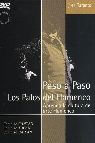 Flamenco Step by Step. Taranto (14) - VHS.
