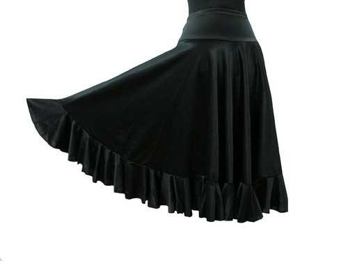 Flamenco skirt. Initiation-Beginners. For adults and Girls.