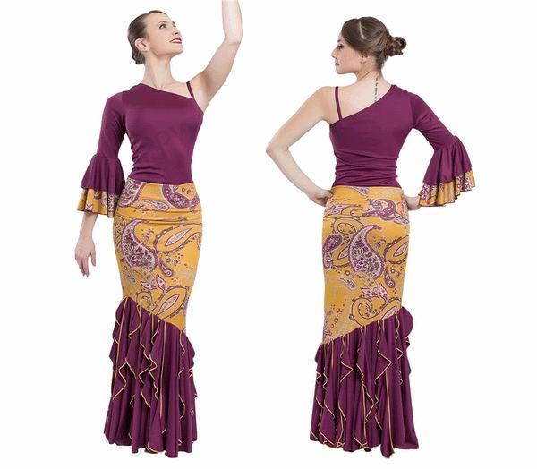 Happy Dance Faldas para Baile Flamenco. Ref. EF224PE02PS46PS46HL22