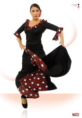 Skirt for flamenco dance Happy Dance Ref. EF007PS13PS124