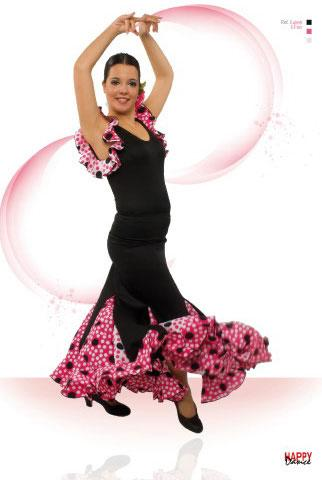 Falda para Baile Flamenco Happy Dance Ref.EF101PS13PS158PS159