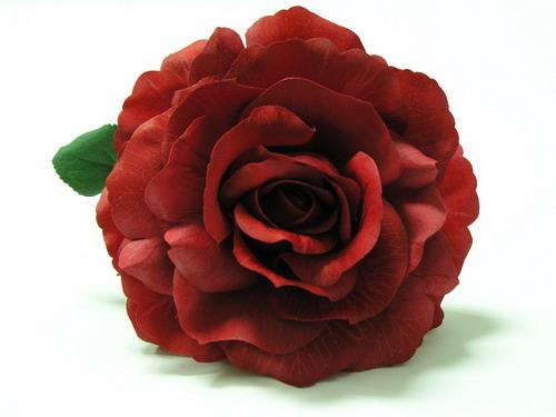 Flamenco flower. Mod. Maravilla Rose