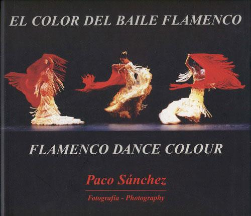 Flamenco dance colors. Paco Sánchez
