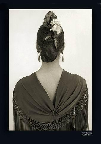 The photografic prints of Flamenco 02