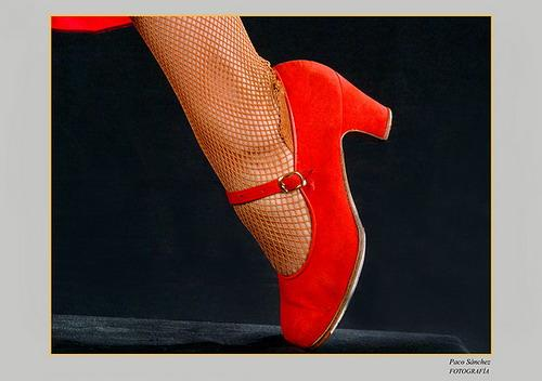 The photografic prints of Flamenco 04