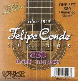Strings for guitar. Felipe Conde 880