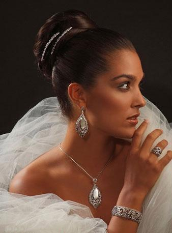 Jewelry for brides