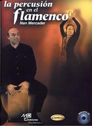 Flamenco percussion (Book + CD)Nan Mercader