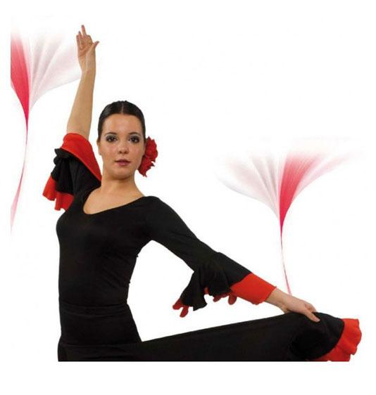 Flamenco dance Tops, Bodies and Leotards