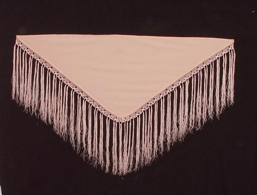Shawls (small) Made of Crespon. Ref.257