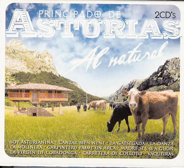 Principality of Asturies. 2Cds